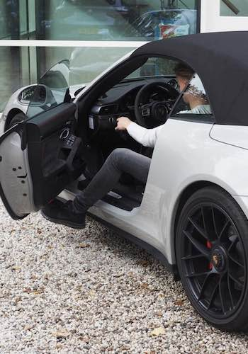 Aankoopkeuring Porsche