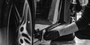 auto exterieur schoonmaken